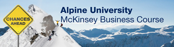 McKinsey Business Courses - Alpine University