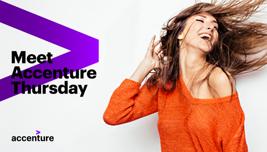 Meet Accenture Thursday