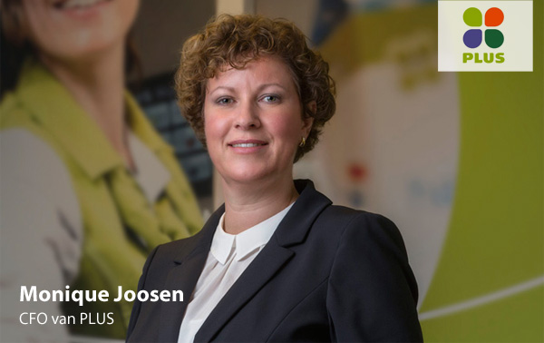 Monique Joosen - CFO PLUS