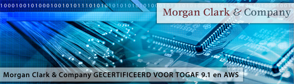 Morgan Clark - Gecertificeerd