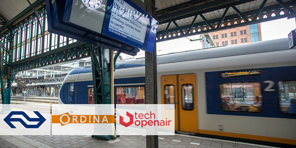 NS, Ordina, tech open air etc.