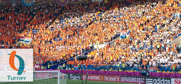 Nederlandse supporters - Turner