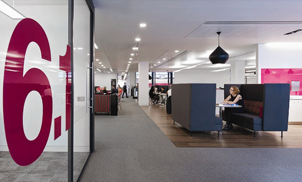 New PwC London Office