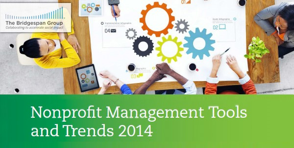 Nonprofit managmeent tools and trends 2014