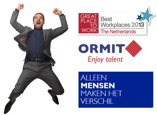 ORMIT - Great Place to Work 2013