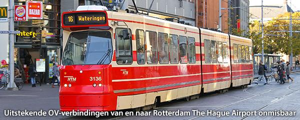Ov Naar Rotterdam The Hague Airport Gaat Verbeteren