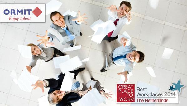 Ormit - Best Place To Work