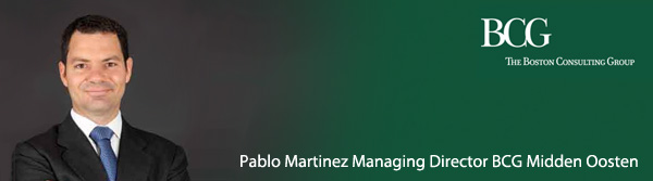 Pablo Martinez - Managing Director - BCG Middle East