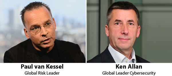 Paul van Kessel and Ken Allan – EY