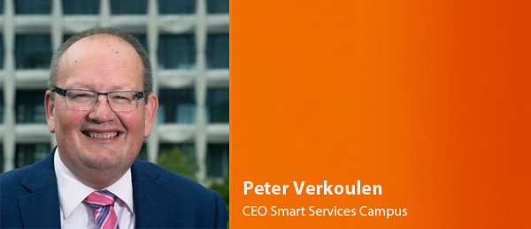 Peter Verkoulen - CEO Smart Services Campus