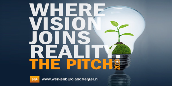 Roland Berger - The Pitch 2013
