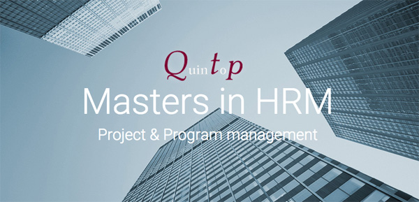 Quintop - Masters in HRM