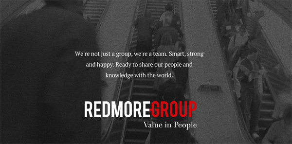 RedmoreGroup - Value in People