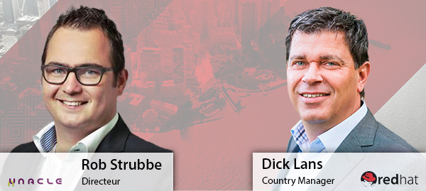 Rob Strubbe and Dick Lans