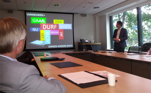 Ronde Tafel Projectmanagement - Novius