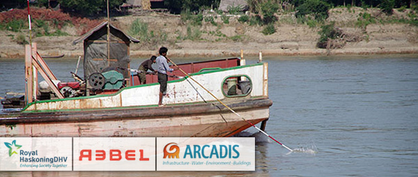 Royal HaskoningDHV Rebel group en Arcadis winnen contract Myanmar