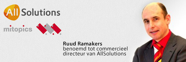 Ruud Ramakers - AllSolutions, Mitopics