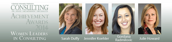 Sarah Duffy - Jennifer Koehler - Gordana Radmilovic - Julie Howard