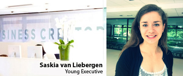 Saskia van Lieberger - Young Executive