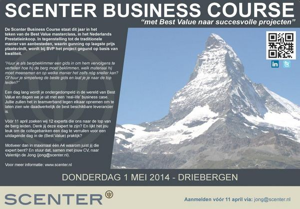 Scenter Business Course