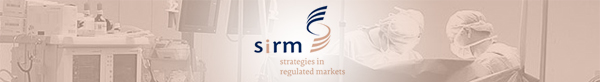 SiRM strategies in regulated markets