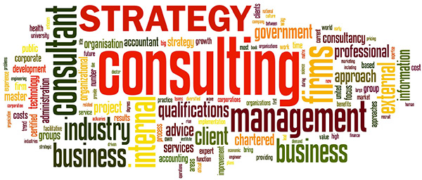 Strategy Consulting Tagcloud