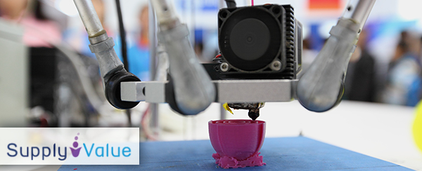 Supply Value 3D Printing