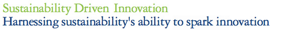 Sustainability Driven Innovation