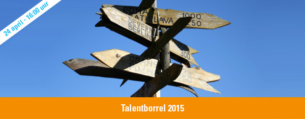 Finext - Talentborrel 2015