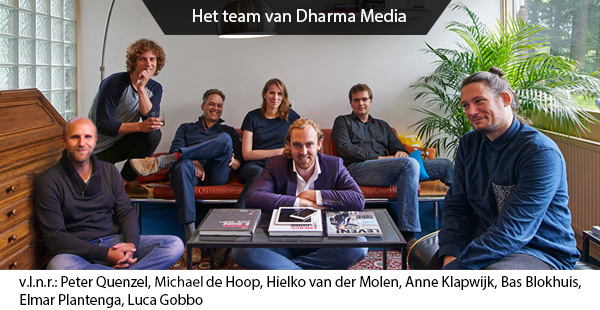 Team van Dharma Media