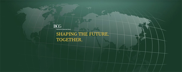 The Boston Consulting Group - Shaping the Future. Together