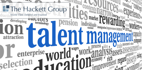 The Hackett Group - Talentmanagement