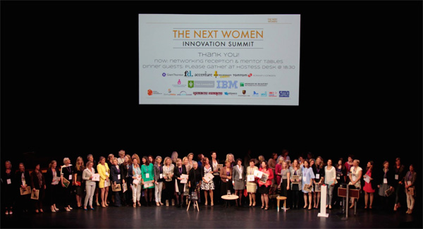 The Next Woman Innovation Summit 2015