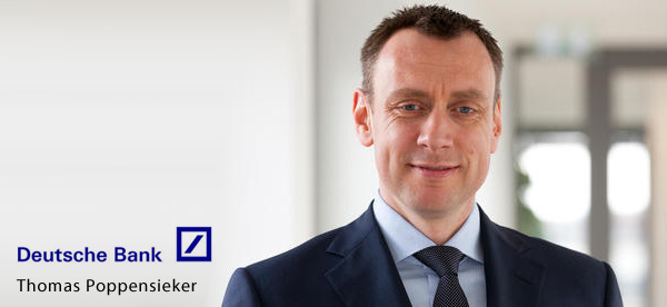 Thomas Poppensieker - Deutsche Bank