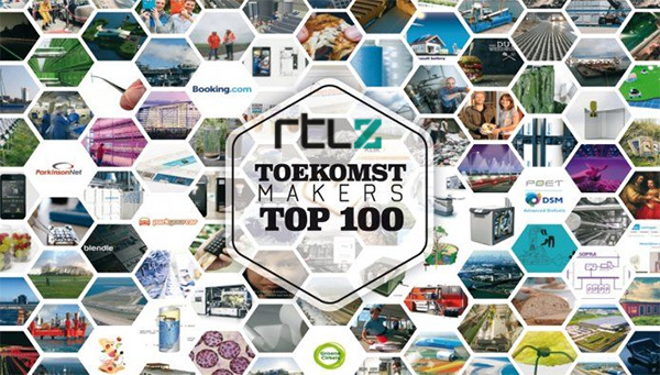 Toekomstmakers top 100 RTLZ