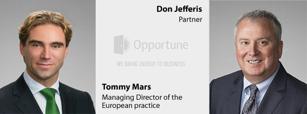 Tommy Mars and Don Jefferis - Opportune