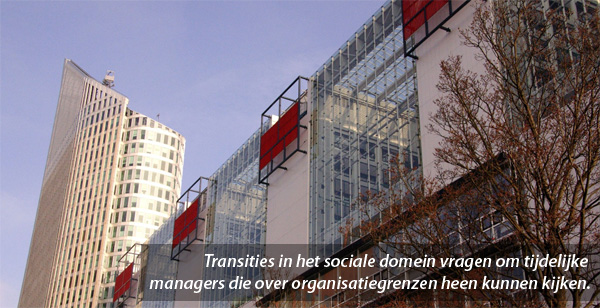 Transities in het sociale domein