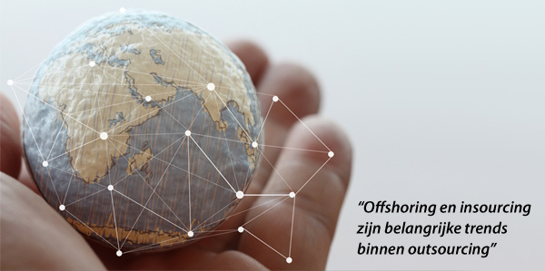 Trends binnen outsourcing