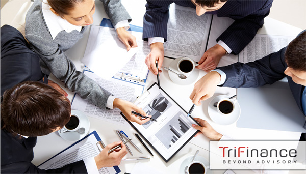 TriFinance - Communicatie projectmanagement