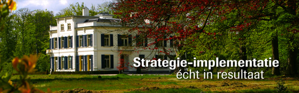 Turner - Strategie implementatie