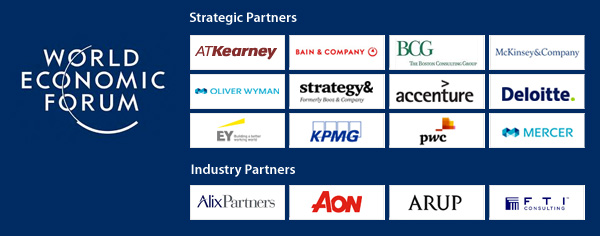 WEF - Strategic en Industry Partners