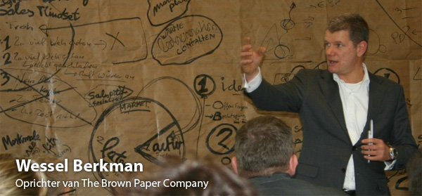 Wessel Berkman - The Brown Paper Company