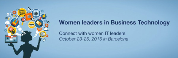 Woman leaders in Business Technology