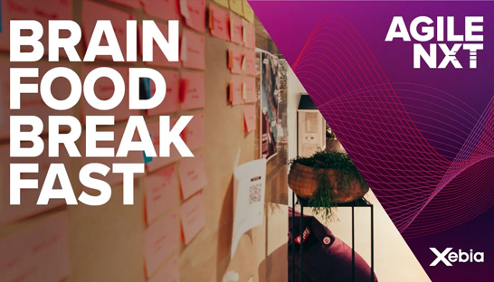 AGILE NXT Brainfood Breakfast - Leading Organizational Agility