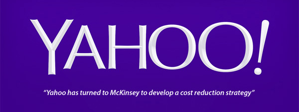 Yahoo has turned to McKinsey