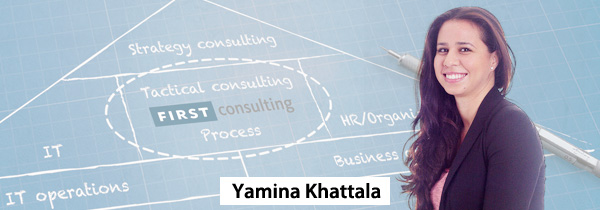 Yamina Khattala - First Consulting