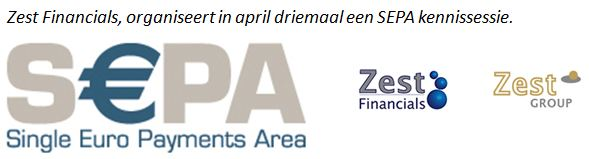 Zest Financials - SEPA Kennissessie