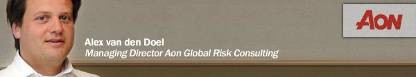 Alex van den Doel - Aon Global Risk Consulting