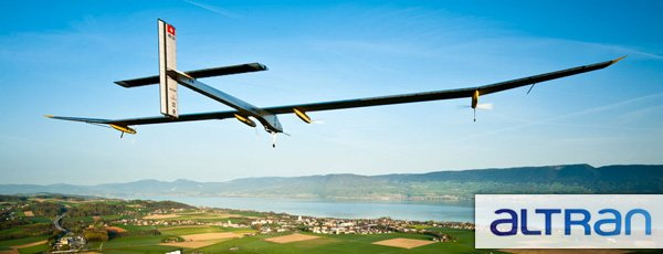 Altran - Solar Impulse
