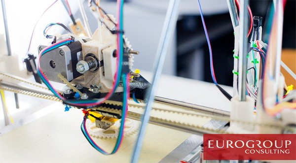 Eurogroup Consulting - 3D printer